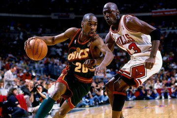 Gary Payton Is Launching His Own Weed Brand Called CannaSports -- Vape Cartridges & Custom Payton Jersey Batteries Available In California
