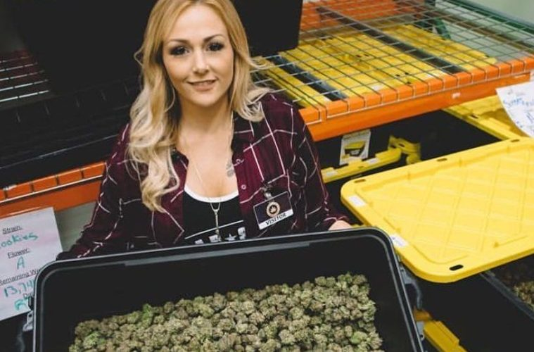 Danielle Fox Is A Cannabis Industry Legend, Social Media Master & Mother Of Two