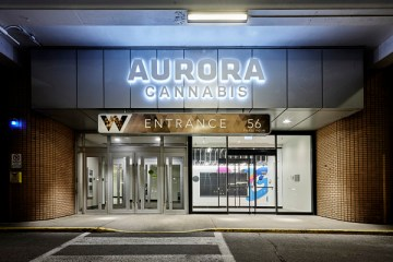 Aurora Cannabis Opens Enormous Store In North America's Largest Mall