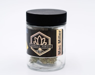 Tranquil Forest Has A Hit With Their Mac Miller Strain