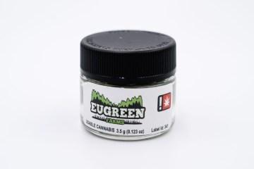 Eugreen's Wedding Pie #4 Strain Blends Grape Pie And Wedding Cake
