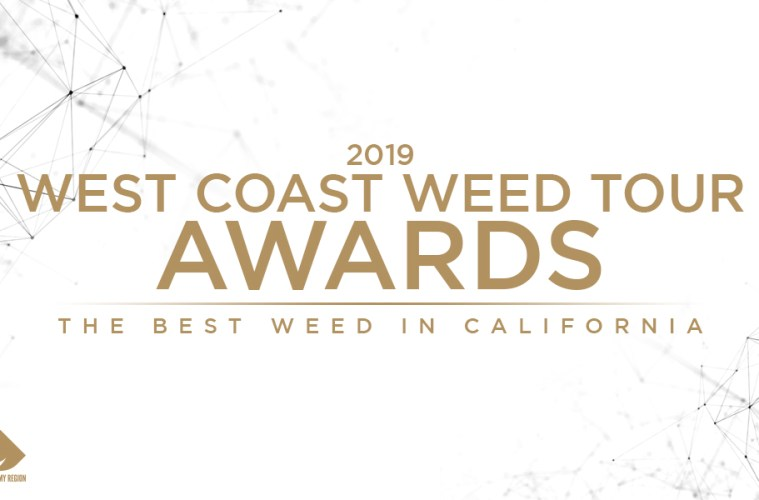 West Coast Weed Tour Awards: Best Weed In California