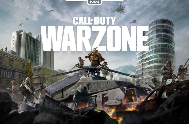 Call Of Duty: Warzone Is The Newest Battle Royale Title You Should Try