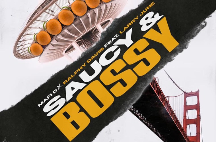 """Seattle's Ralphy Davis and Mafi D Link With Larry June On """"Saucy And Bossy"""""""