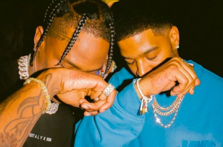 "Travis Scott And Kid Cudi Deliver Another Hit With ""THE SCOTTS"" That Debuted On Fortnite"