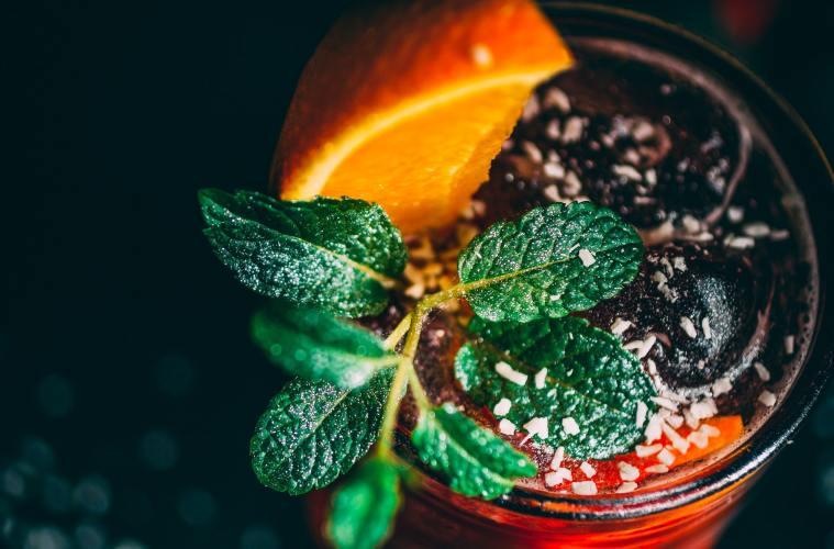 The Juicy Orange Mints Strain Reeks Of Zesty Citrus Gas