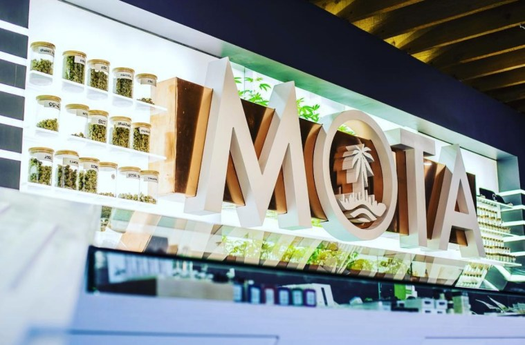 MOTA Dispensary Is One Of The Best Cannabis Retailers In The Silverlake Area That Carries A Diverse Array Of In-House Products Featuring Carts, Tinctures, Pre-Rolls, and More
