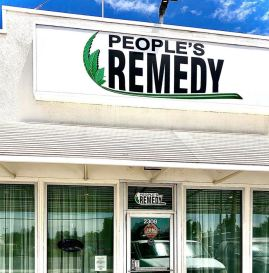 Central Valley Cannabis: The People's Remedy Has Four Dispensary Locations Providing A Great Selection of California's Favorite Weed Products
