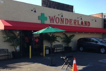 LA Wonderland Dispensary Has Over 600 Products On Their Menu Plus Free Delivery To The Los Angeles Area