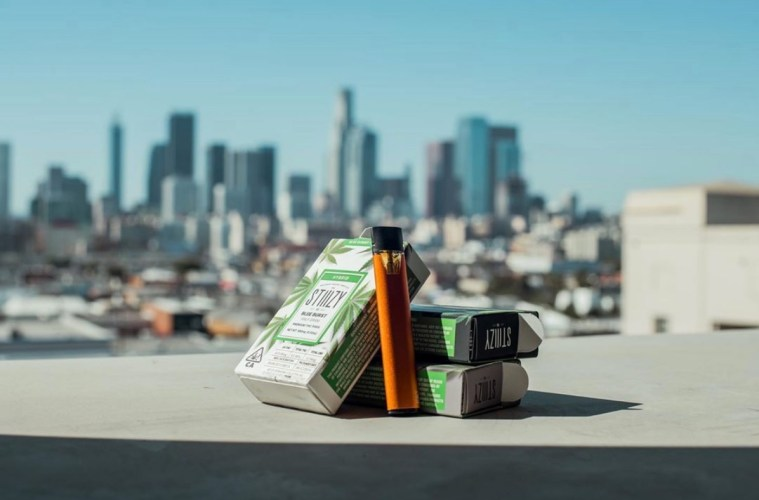 The STIIIZY Downtown LA Flagship Dispensary Brings California Cannabis Culture To Life With Premier Brands And Immense Style