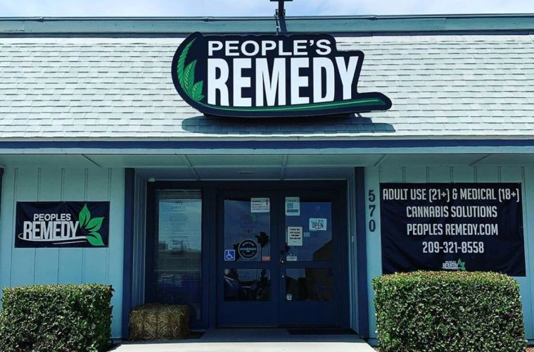The People's Remedy Dispensary Provides Oakdale With One Of The Best Selections Of Cannabis Edibles And Extracts In The Central Valley