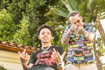 "28AV Premieres Summer Banger ""Banana"" Featuring Lil Mosey and Souf Souf Via Complex With Exclusive Interview"