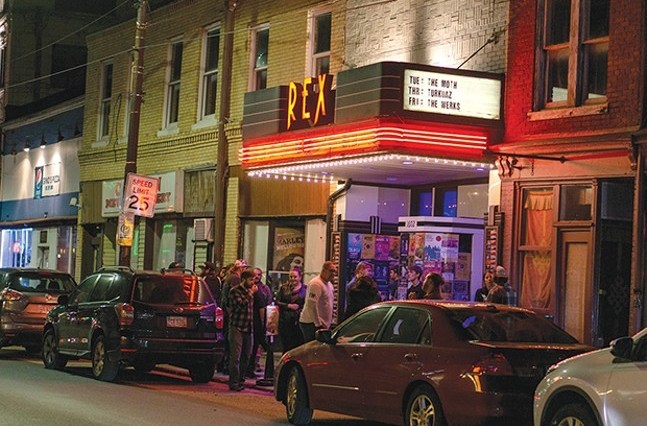 #TheTimeOutChairSessions Are Fighting to Save The Historic Rex Theater in Pittsburgh