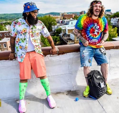 Psychedelic Hip-Hop Reggae Group Space Kamp Releases New Rule-Breaking, Love-Spreading Album 'Electric Lemonade'