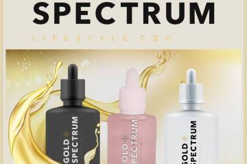 Gold Spectrum CBD
