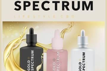 Gold Spectrum CBD