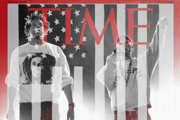 Jay-Z and Pharrell Williams