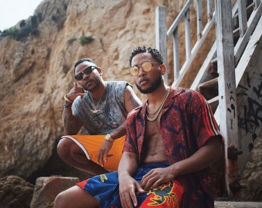 """Jacob Latimore & Eric Bellinger Worship The Cake In Their New Juicy Visuals For """"Dat Ass"""""""