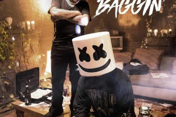 "Marshmello and 42 Dugg Link Up For New Song ""Baggin'"""