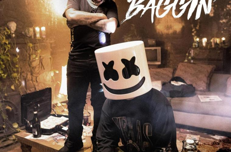 """Marshmello and 42 Dugg Link Up For New Song """"Baggin'"""""""