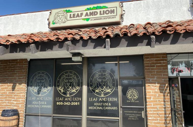Enjoy Quality Customer Service and 100% Real Live-Resin From Buddies Brand at Leaf and Lion in Port Hueneme