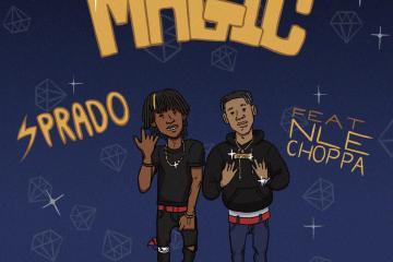 "Sprado Releases A Spellbinding New Music Video For ""MAGIC"" Feat. NLE Choppa"