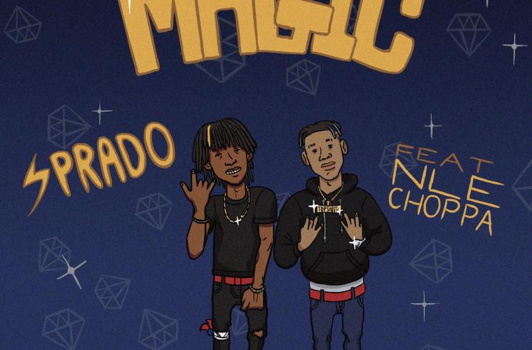 "Sprado Releases A Spellbinding New Music Video For ""MAGIC"" Feat. NLE Choppa"