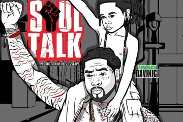 "Papa Black Divinci's ""Soul Talk"" Is An Uplifting and Loving Anthem For His City"