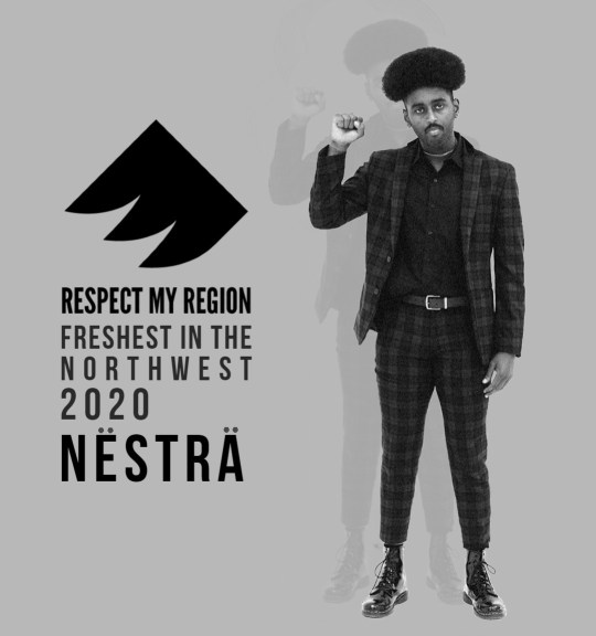 freshest in the northwest rising artists 2020 Nestra