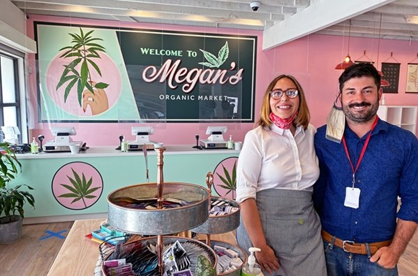 San Luis Obispo's Megan's Organic Market Dispensary Provides An Elevated Shopping Experience For Locals and Tourists Alike