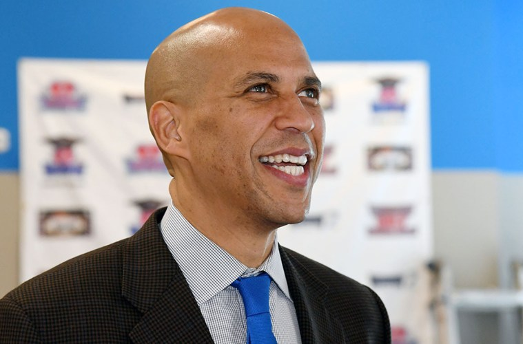 Cory Booker Pressed The SCOTUS Nominee On Racial Disparity Of Cannabis Prohibition