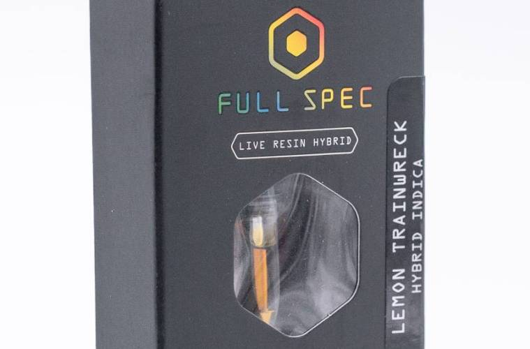 Lemon Trainwreck Cartridge Review Featuring Full Spec