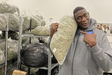 Shawn Kemp - Kemp's Cannabis