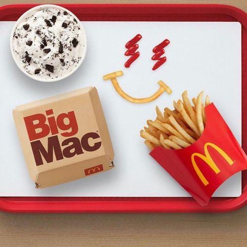 J Balvin McDonald's Meal