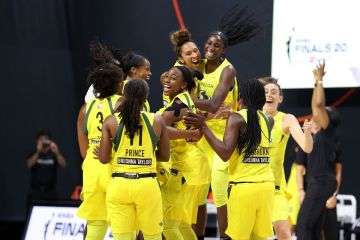 Seattle Storm win 4th WNBA Championship in historic fashion.
