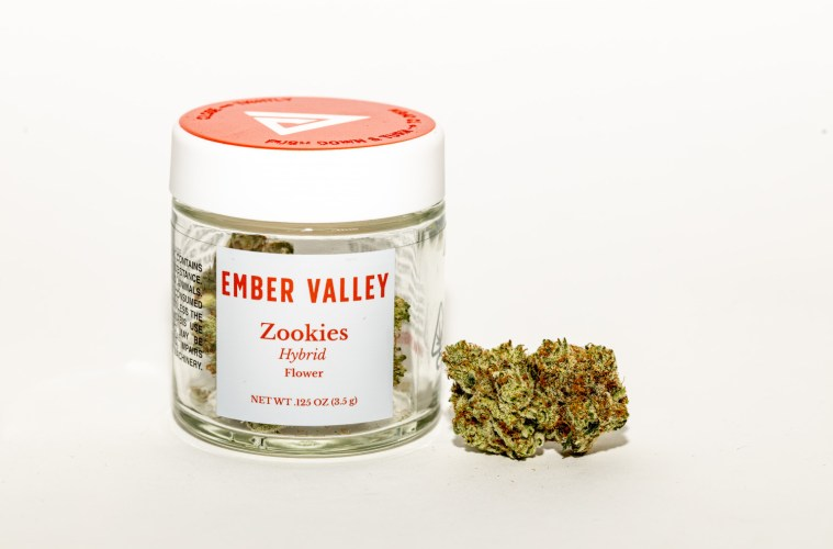 The Zookies Strain Review Featuring Ember Valley In California