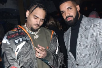 Chris Brown & Drake Joint Project