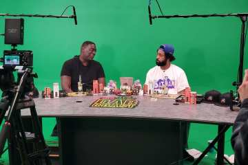 Watch Shawn Kemp Take 10 Dabs and Talk Hoops, Cannabis, and Seattle