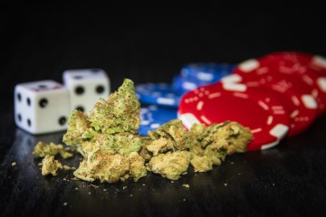 top five dispensaries closest to the Strip in Las Vegas
