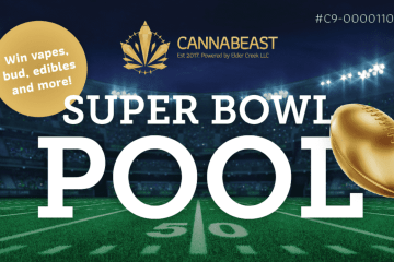 This Sacramento Weed Delivery Service Is Giving Away Free Weed From Buddies Brand, Wyld, Pure Vape, Amigo Cannabis, And More -- Enter CannaBeast's Official Super Bowl Contest Here