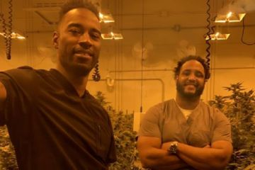 Hall of Fame Wide Receiver Calvin Johnson And Former Teammate Rob Sims Partner With Harvard Doctors To Study Cannabis Use For Treating Chronic Traumatic Encephalopathy
