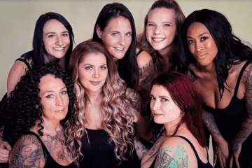 Flower Girl Cannabis- picture of employees of Flower Girl Cannabis