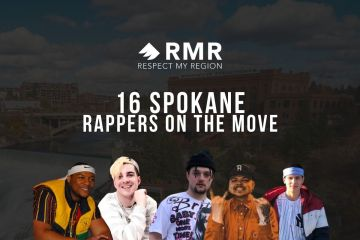 15 Hip-Hop Artists Making Moves In Spokane, WA