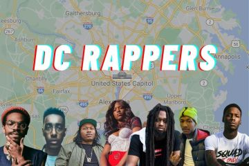 dc rappers