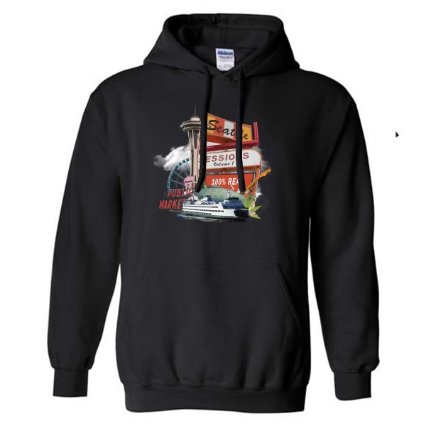 seattle sessions hoodie