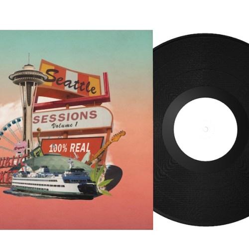 seattle sessions vinyl album