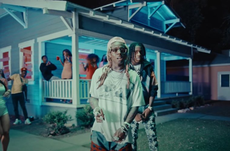 """Polo G And Lil Wayne Team Up To Unleash Moody Video For """"GANG GANG"""""""