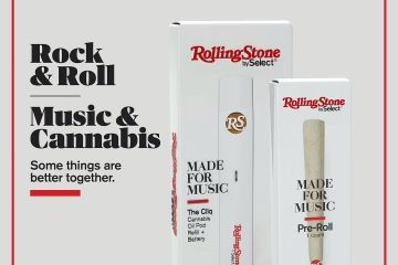 Curaleaf and Select Partner With Rolling Stone To Launch A Dispensary In Las Vegas Plus Pre-Rolled Joints and Custom Vaporizers