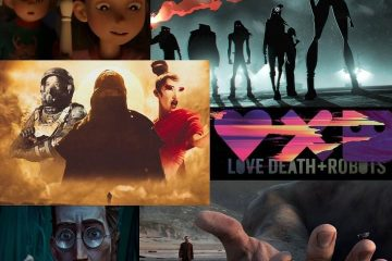 Glass House Farms and Love Death & Robots Create Official Season 2 Pre-Roll's For Each Episode of the Show