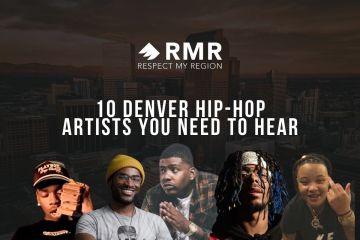 10 Denver Hip-Hop Artists Every Coloradoan Should Support